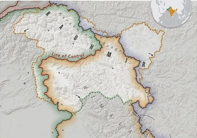 THE CONTROVERSIAL STATE: JAMMU AND KASHMIR