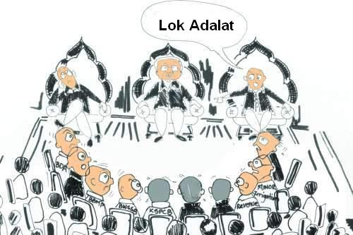 LOK ADALAT: BOON FOR INDIAN JUDICIARY