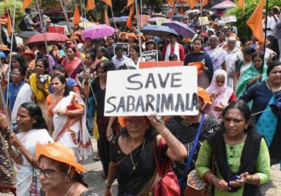 RELIGIOUS CUSTOM vs. RIGHT TO EQUALITY: THE SABARIMALA TEMPLE DISPUTE