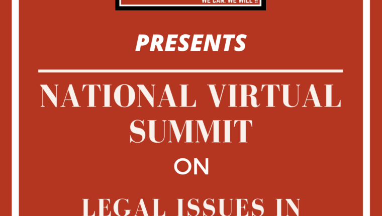National Virtual Summit and Quiz Competition: No Registration fee