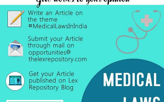 CAMPAIGN ON MEDICAL LAWS IN INDIA