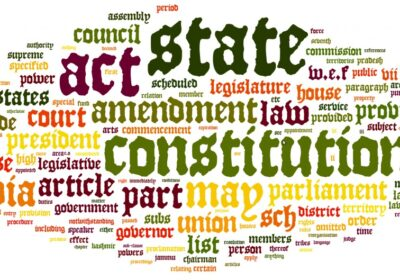 DOCTRINE OF INDIAN CONSTITUTIONAL LAW