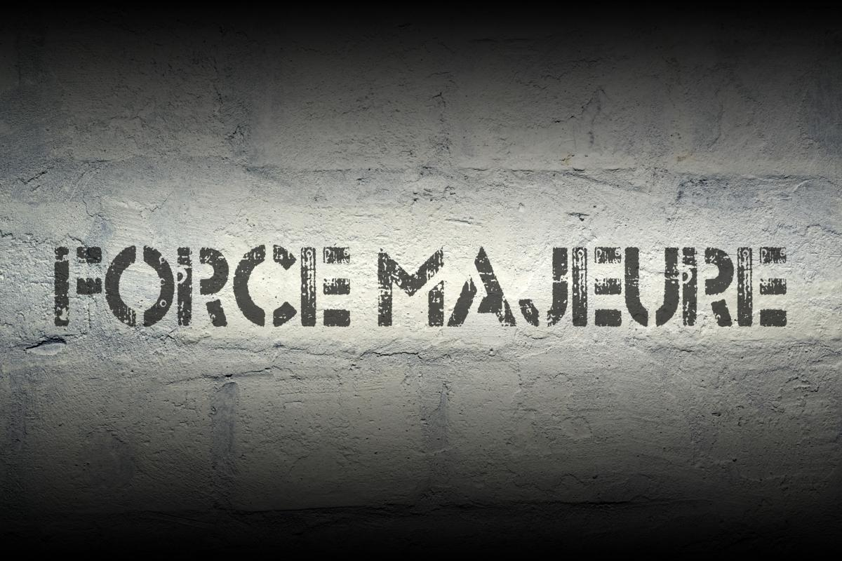 COVID-19 AS FORCE MAJEURE