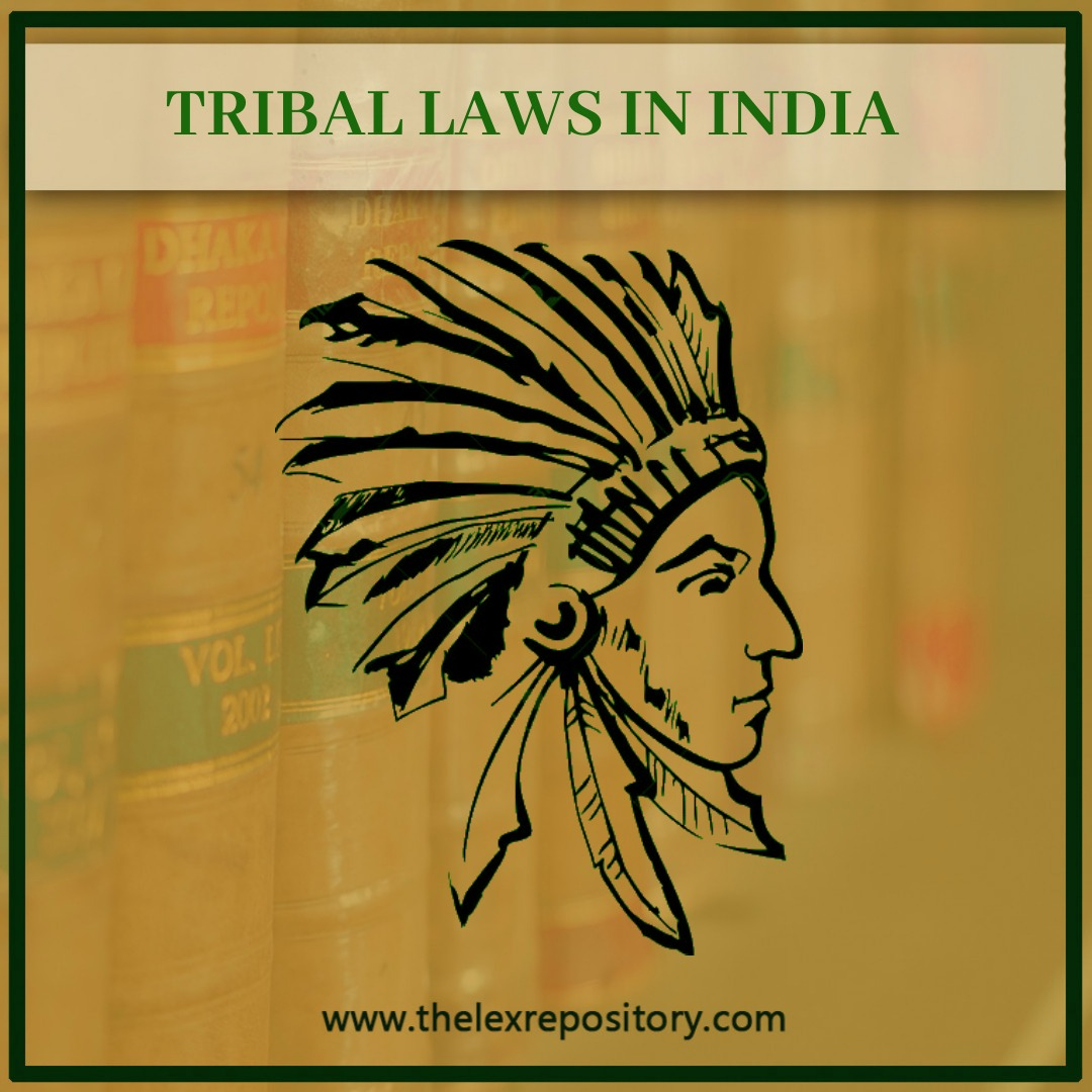 TRIBAL LAWS IN INDIA