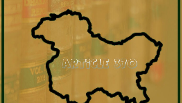 AFTERMATH: REVOCATION OF ARTICLE 370