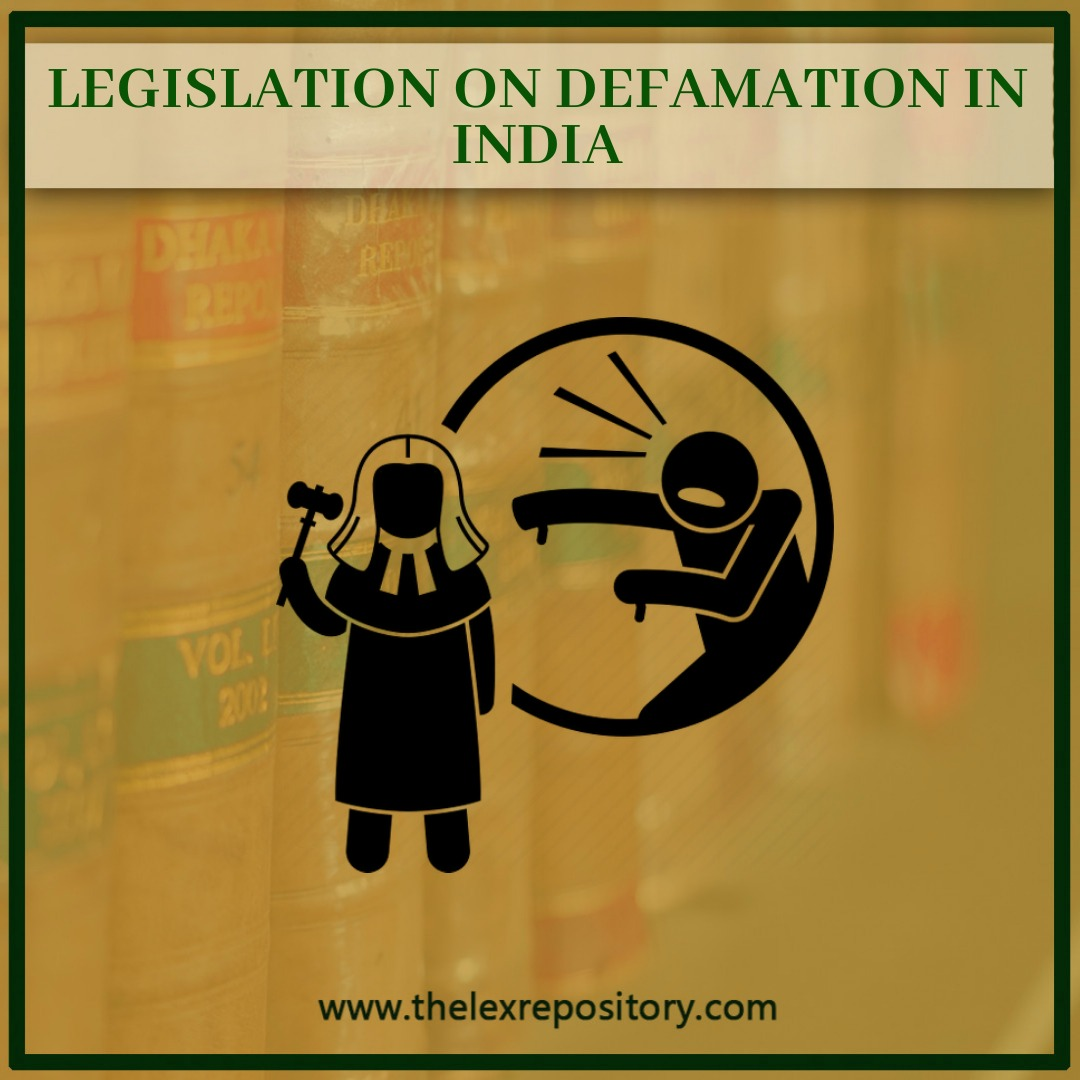DEFAMATION IN INDIA