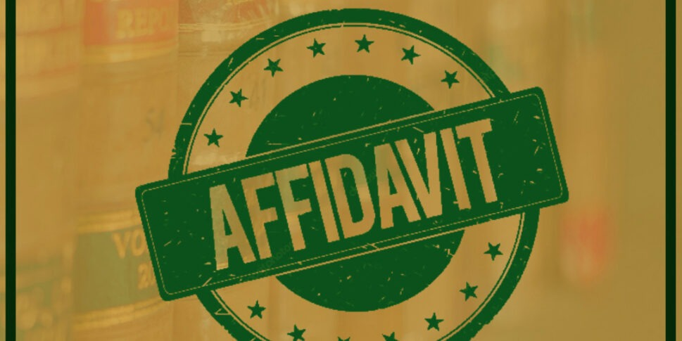 """Law on affidavit in India, it is governed by """"Section 139, Order XIX of the Code of Civil Procedure"""" and """"Order XI of the Supreme Court Rules"""
